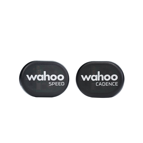 Wahoo RPM Speed and Cadence Sensors Bundle Wireless Bluetooth and ANT+ Cycling