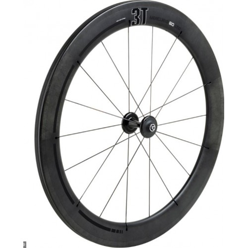 3T Mercurio 60 LTD Front Wheel Aero Deep Tubular Road Racing Cycling
