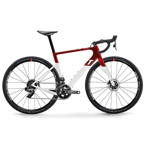 3T Exploro Race Force AXS 2x - Red/ White