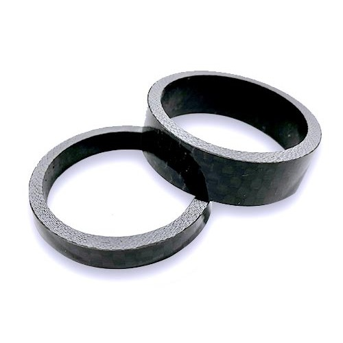 """ABR Upside C28 1-1/8"""" Carbon Headset Spacers"""