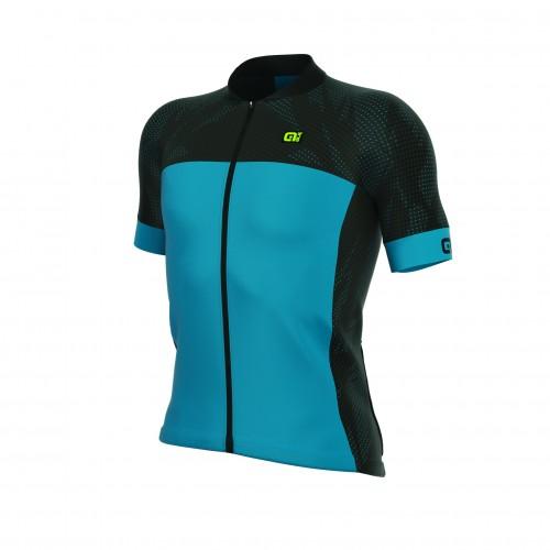ALÉ Cycling Formula 1.0 Ultimate Jersey - Black/Sky Blue