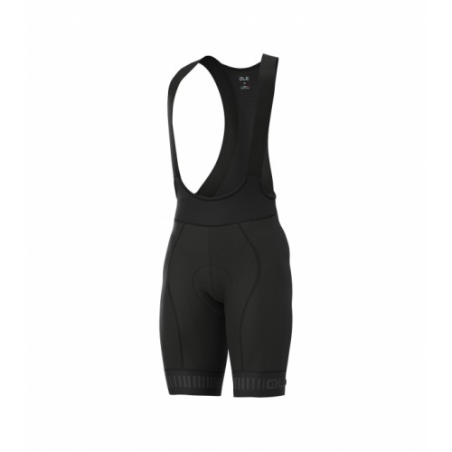 ALÉ Graphics PRR Strada Bib shorts Black Charcoal Grey