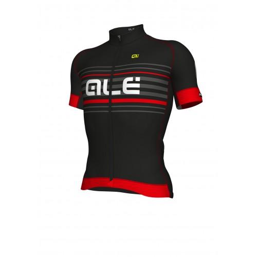ALÉ PRR 2.0 Salita Short Sleeve Jersey Black/Red