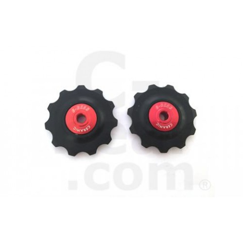 C-Bear DELRIN Pulley Wheels for Shimano/SRAM