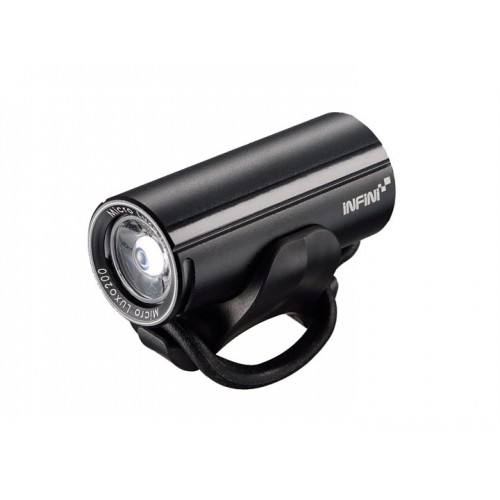 Infini I-273P Micro Luxo Front Black USB Rechargeable