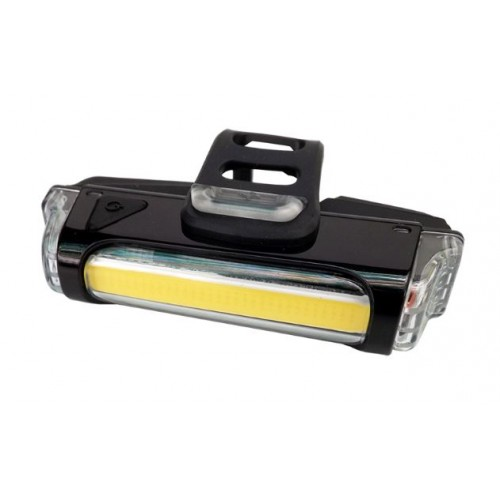 Infini I-461W Sword Black (30 Chip White COB) Front Light USB Rechargeable