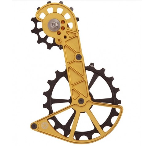 Pulley Wheels & Cages