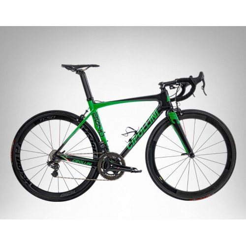 Cipollini BOND Carbon Frameset Green