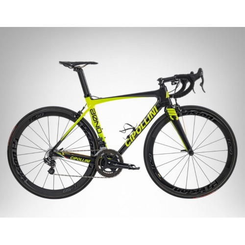 Cipollini BOND Carbon Frameset Yellow Fluo