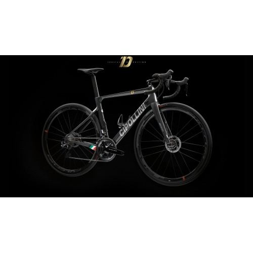 Cipollini Bond 2 Disc Special Edition Spectraflair Shiny Carbon Frameset