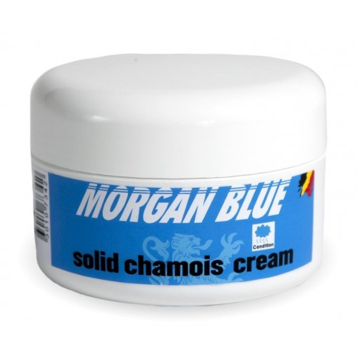 Morgan Blue Solid Chamois Cream 200g