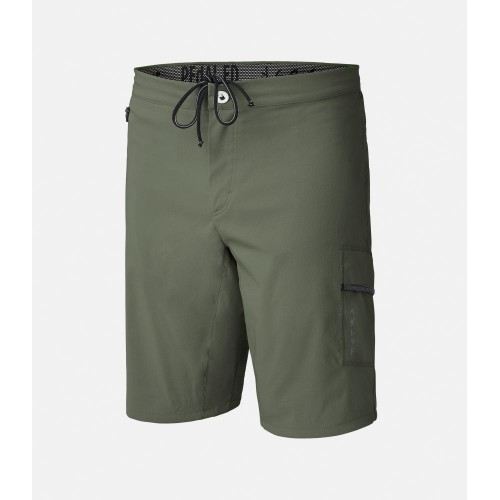 PEdALED Jary All-Road Shorts - Forest Green