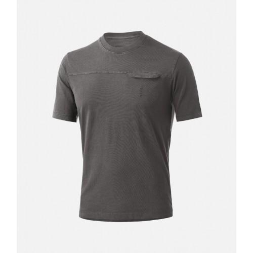 PEdALED Kita T-Shirt - Light Grey