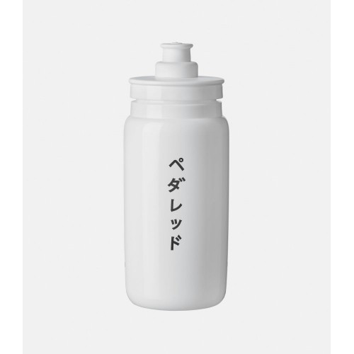 PEdALED Mirai Water Bottle White 550ml