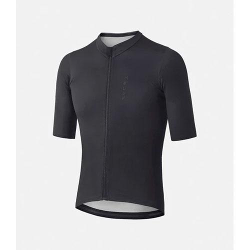 PEdALED Mirai Lightweight Cycling Jersey - Charcoal Grey