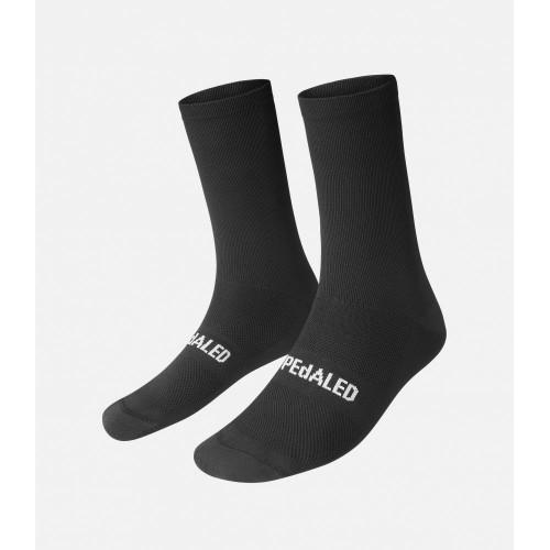 PEdALED Mirai Logo Socks Black