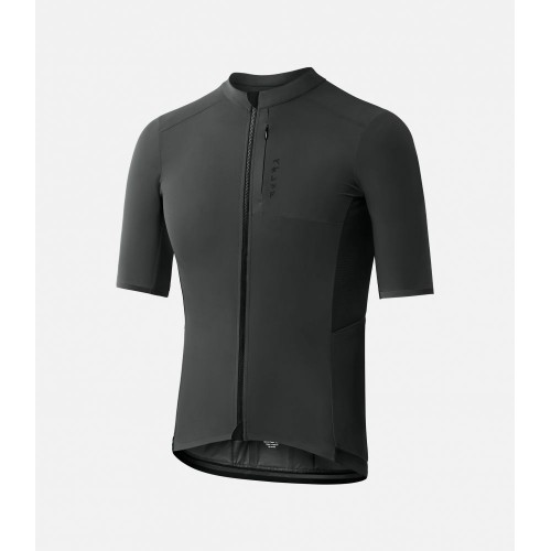 PEdALED Odyssey Jersey Charcoal Grey