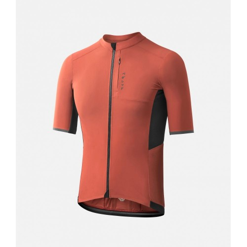 PEdALED Odyssey Jersey Rust