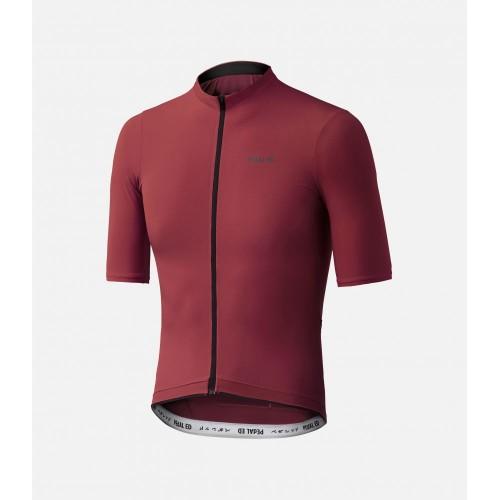 PEdALED Shibuya Lightweight Jersey - Red