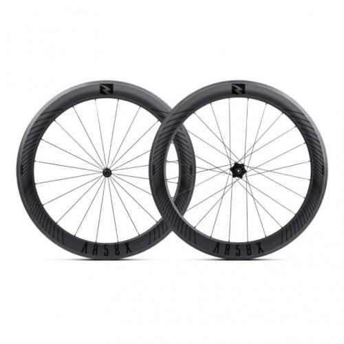 Reynolds AR58X Carbon Wheelset TL RB SHIMANO 20/24