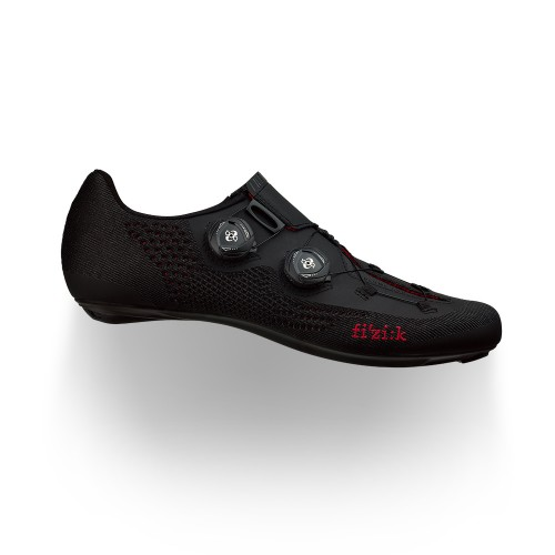 Fizik Infinito R1 Knit Road Shoes Black/Red