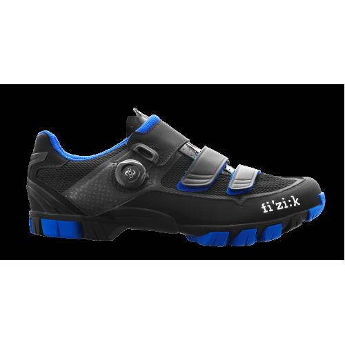 Fizik M6 BOA Black/ Blue